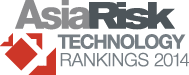 Numerical Technologies Among Top Innovative Specialist Vendor in 2014 Asia Risk Technology Rankings
