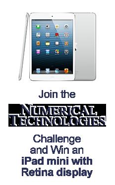 iPad mini Challenge